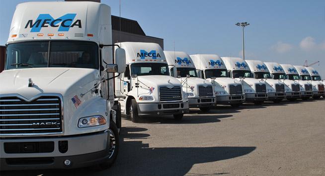 New Jersey Intermodal Drayage Transportation, LTL Trucking